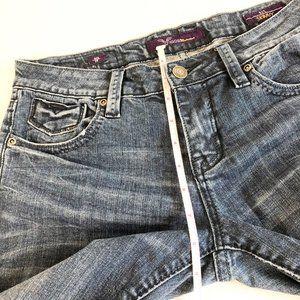 Vigoss Jeans - Vigoss  Low Rise Skinny Fit Jeans 28 5/6
